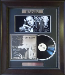 Eminem : Signed LP