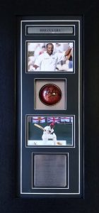 Brian Lara Signed Cricket Ball